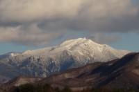 金峰山雪景