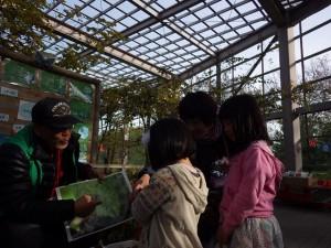 20151101 - オオムラサキの日フェスタ (3)ムーちゃんを探そう