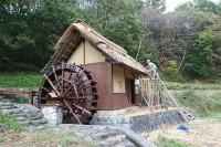 20161102 - 水車小屋