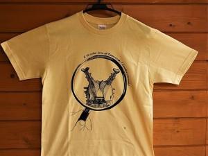 ムーちゃんTシャツ